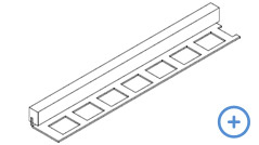 Terrazzo Divider Strips Staley North Carolina