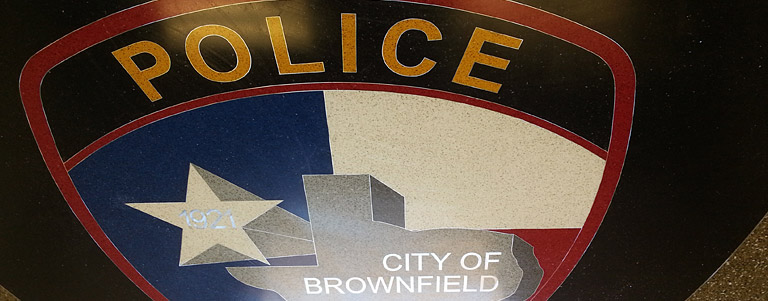 City of Brownfield TX Police