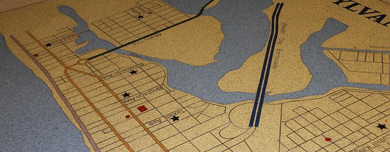Terrazzo Flooring Samples
